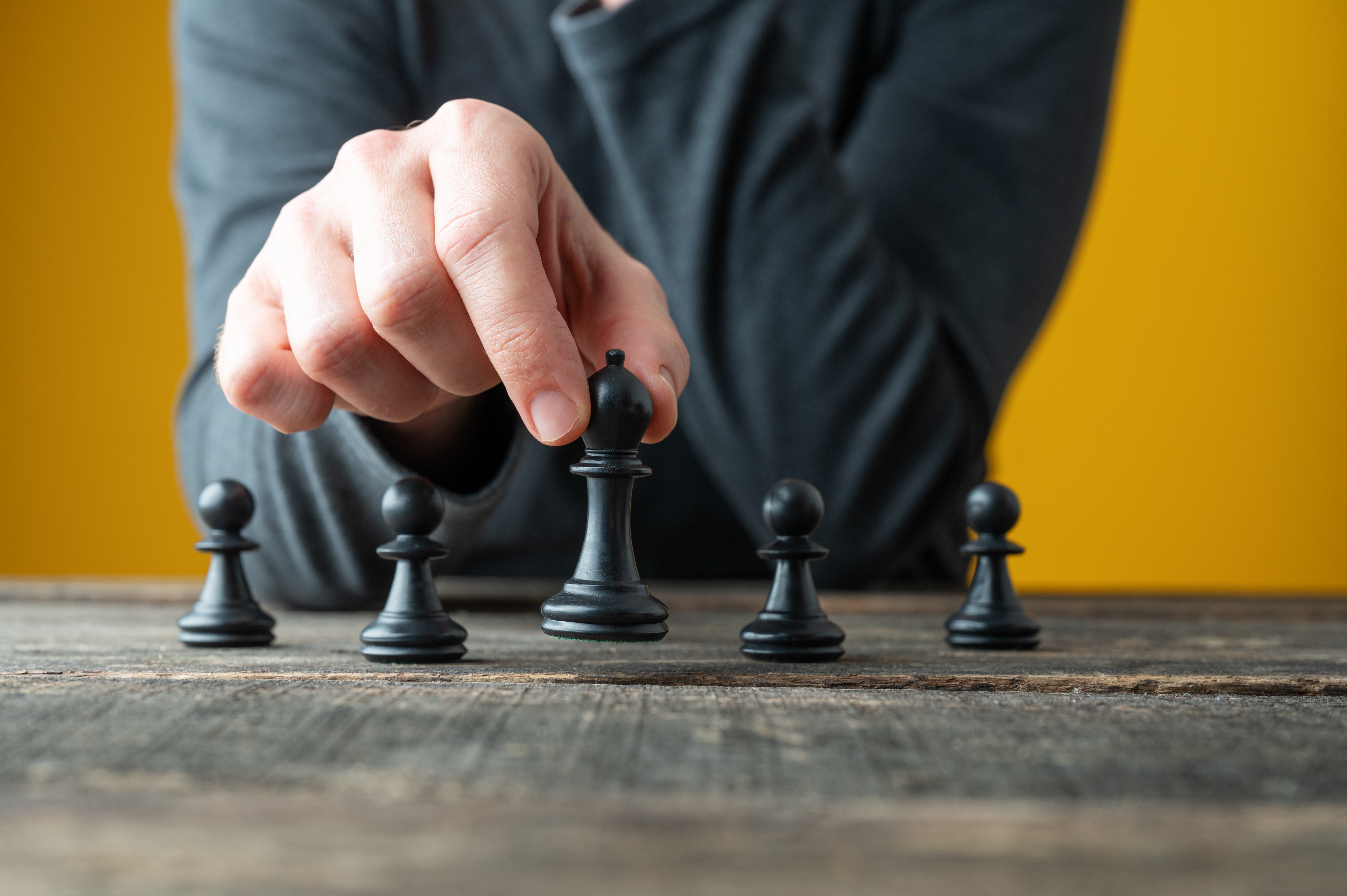 Single Source of Business Process is a strategic move